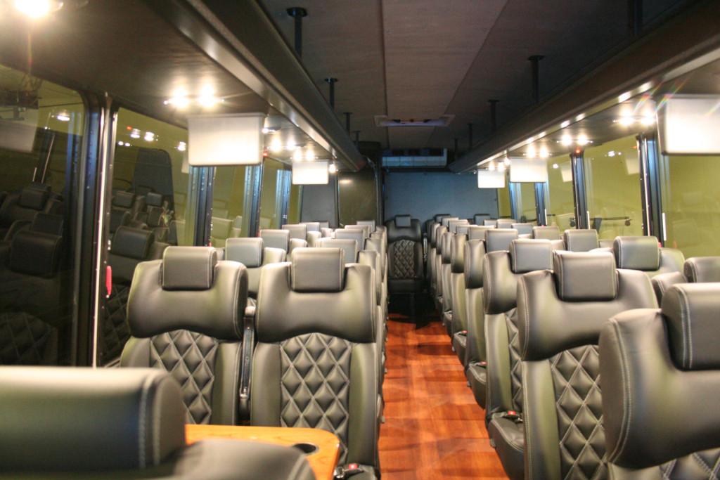 Pasadena shuttle Bus
