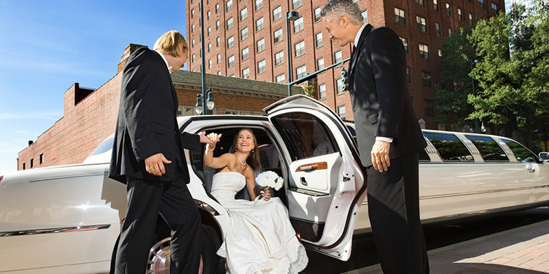 Pasadena Wedding limo service